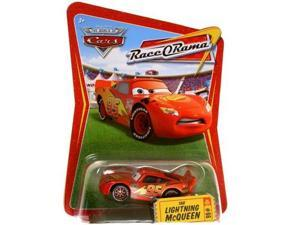 World Of Cars: #66 Tar Lightning McQueen Vehicle