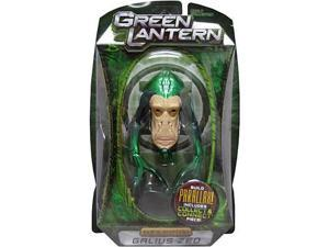 Green Lantern: Movie Masters Mix 4 6 inch Galius Zed (Includes Parallax Collect and Connect Piece) Action Figure