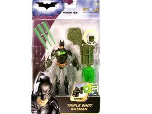 The Dark Knight Power Tek Series 1: Triple Shot Batman Action Figure