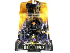 Chronicles of Riddick: Lensing Necro Action Figure