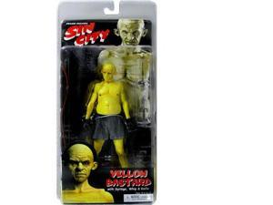 Sin City Series 1: Yellow Bastard (Serious) Action Figure