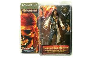 Pirates of the Caribbean: Exclusive Cannibal Jack Sparrow Action Figure