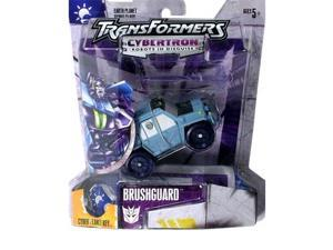 Transformers: Brushguard Action Figure