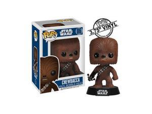 POP! Star Wars: Chewbacca 3.75 inch Vinyl Bobble Head
