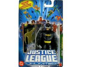 JLA: Batman (Cyber Defenders) Action Figure
