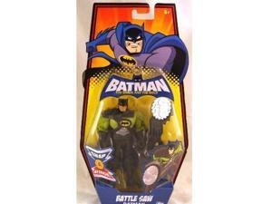 Batman: Battle Saw Action Figure