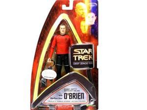 Star Trek Deep Space Nine: Chief Miles OBrien (Trials And Tribble-ations) Action Figure
