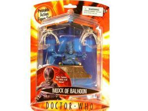 Doctor Who Series 2: Moxx Of Bhalhoon Action Figure