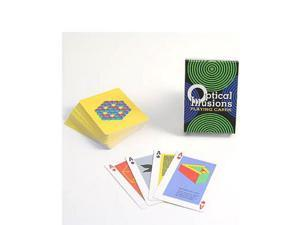 US Games: Optical Illusions Card Game