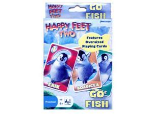 Happy Feet Two: On the Go Go Fish Playing Cards