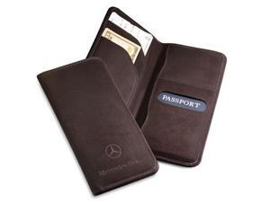Mercedes-Benz Leather Travel Wallet