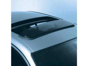 BMW 2005-2009 5 Series Sedan Smoked Sunroof Wind Deflector