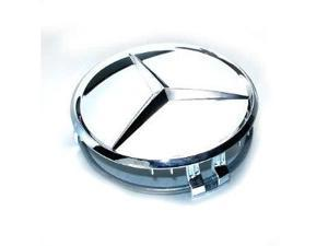 Mercedes-Benz Chrome Wheel Center Cap