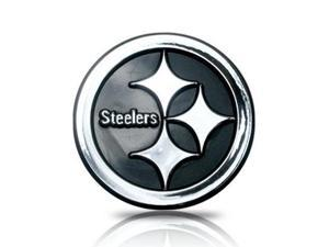 NFL Pittsburgh Steelers Chrome Car Emblem
