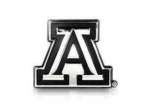 University of Arizona Chrome Car Emblem