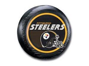 NFL Pittsburgh Steelers Spare Tire Cover for Jeep, SUVs