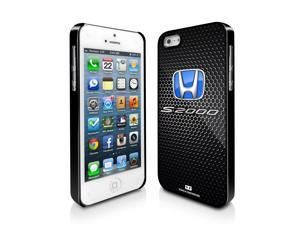 Honda S2000 Blue Logo iPhone 5 Black Cell Phone Case