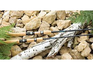"St. Croix Avid Spinning Rods  Model: AVS66ULF2 (6' 6"", UL)"