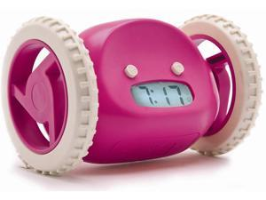 Clocky -  Alarm Clock On Wheels