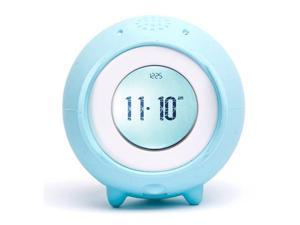 Tocky Runaway Alarm Clock with MP3 - Aqua