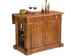 Home Styles Kitchen Island Distressed Oak - 5004-94