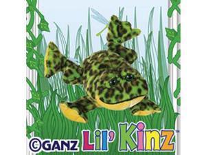 Webkinz Lil Kinz Bull Frog