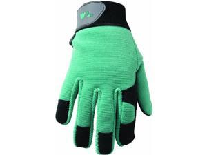 Ultra Comfort Synthetic Leather Garden Kid's Gloves
