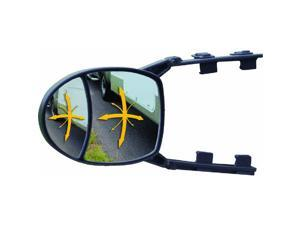 Clip-On Dual View Towing Mirror