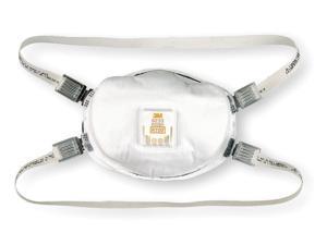 Disposable Respirator, N95, Pk 10