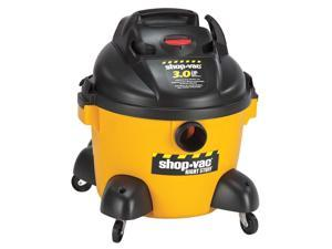 Shop-Vac 9650610 Right Stuff Wet/Dry Vacuum- 8 A- 19 lbs- Yellow/Black