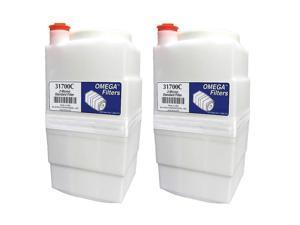 Std Toner and Dust Filter Cartridge, PK 2 31700-2P