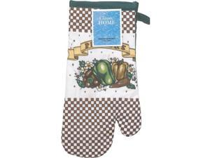 """13"""" Oven Mitt with Design 131847 Pack of 12"""