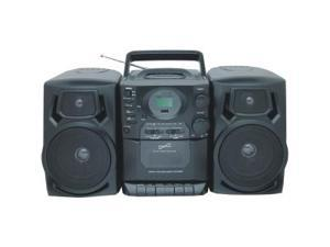 Supersonic SC-803 Micro Hi-Fi System - Black