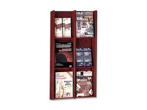 Buddy Literature Rack 1 EA/CT
