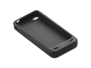 Energizer Black Battery Case for iPhone 4/4S PP-IP4SB