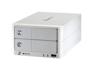 LevelOne NVR-0104 Network Video Recorder 4-CH