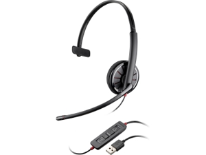 Plantronics 85618-02 Blackwire c310 usb bulk headse