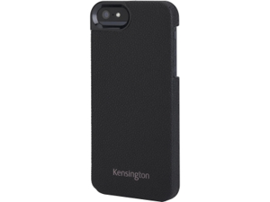 Kensington Vesto Black Solid Leather Texture Case for iPhone 5 K39623WW