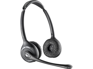 Plantronics CS520 Over-the-head Binaural