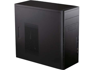 Antec VSK VSK3000E Black SGCC steel MicroATX Mid Tower Case