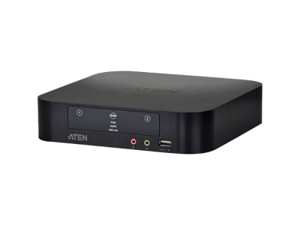 Aten 2-Port USB 2.0 Mini DisplayPort Dual View KVMP Switch