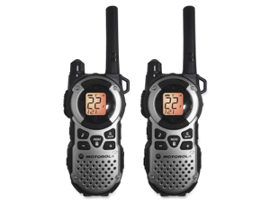 Motorola MT352R 22 Channel 35 Mile Two-Way Radios