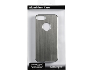 Kensington Gray Aluminum Finish Case for iPhone 5 K39681WW