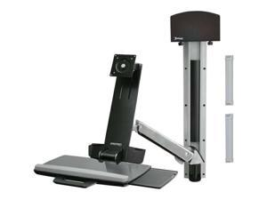 Ergotron StyleView Multi Component Mount for Notebook, Mouse, Keyboard, Flat Panel Display, Scanner