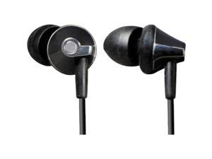 Panasonic Black 3.5mm Stereo earphones with MIC for Mobile phones RP-TCW290-K