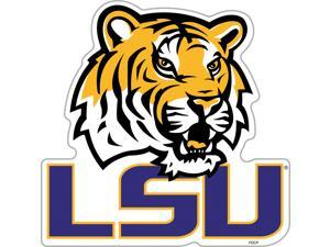 Fremont Die 58731 12'' Vinyl Magnet  - Louisiana State Tigers