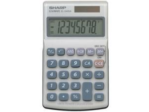 Sharp EL-240SAB Desktop Calculator