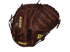 Wilson GAME READY SOFTFIT Yth Catcher's Mitt - Throwing Hand Right, 32 in