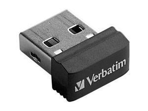 Verbatim Store 'n' Stay Nano USB Drive - 64GB