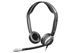 Sennheiser CC 520 Binaural Headset w/Ultra Noise-Canceling Mic and Boom-00538